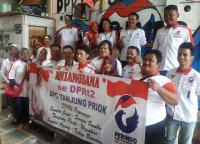 Kunjungi DPRt, DPD Perindo Jakut: Untuk Pererat Rasa Kekeluargaan