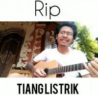 Lagu 'RIP Tiang Listrik' Mendadak Viral, Netizen: Suaranya Mirip Bang Iwan Fals
