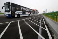 Belum Ada Lampu Jalan, Transjakarta Koridor 13 Tak Bisa Beroperasi Maksimal