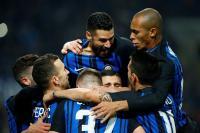 Hasil Pertandingan Liga Italia Semalam: Inter Milan Kudeta Posisi Juventus
