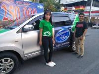 Grab Girl Lampung Terkesima dengan Penampilan Satpam yang Ikut Audisi Indonesian Idol 2017