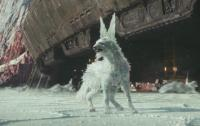 Terungkap! Vulptex Jadi Nama Serigala Kristal dalam Trailer <i>Star Wars: The Last Jedi</i>