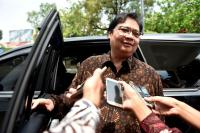 Diminta Jadi Ketum Golkar Pengganti Setya Novanto, Airlangga: Saya Siap!
