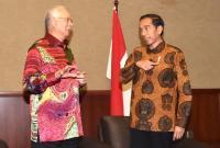 PM Najib Apresiasi Upaya Jokowi Atasi Kabut Asap