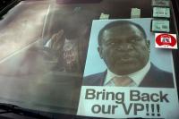 Lusa, Wapres Mnangagwa Akan Dilantik Sebagai Presiden Zimbabwe