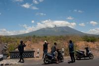 Gunung Agung Meletus, Singapura Imbau Warganya di Bali untuk Berhati-hati
