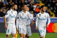 Susul 4 Tim Sebelumnya, Real Madrid & Besiktas Ikut Melenggang ke Babak 16 Besar Liga Champions 2017-2018