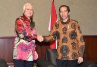 Jokowi Tegaskan Semua WNI di Malaysia Harus Miliki Paspor