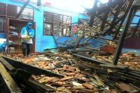 Robohnya Lima Sekolah dalam Dua Bulan Terakhir Gambarkan Bobroknya Pendidikan di Kabupaten Bogor