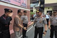 Resepsi Bobby-Kahiyang di Medan, Kapolri: Waspadai Terorisme
