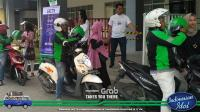 Antarkan Peserta Audisi Indonesian Idol 2017, Driver Grab Aceh Konvoi Bareng