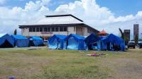 Pengungsi Gunung Agung Kekurangan Terpal hingga MCK