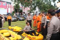 1.000 Personel Polda Jateng Siap Diterjunkan ke Lokasi Bencana hingga Tahun Baru