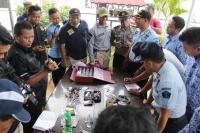 Menegangkan, B   egini Operasi Mencari Narkoba di Lapas Nusakambangan