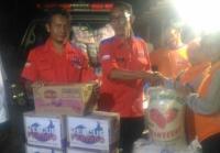 Tak Kenal Lelah, Rescue Perindo Lanjut Beri Bantuan ke Korban Bencana di Wonogiri