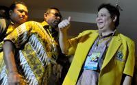 Johan Budi: 'Restu' Presiden Jokowi ke Airlangga Jangan Disalahmaknai