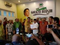 Dianggap Sosok Bersih, SOKSI Resmi Dukung Airlangga Hartarto Jadi Ketum Partai Golkar