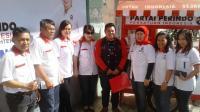 DPD Partai Perindo Minahasa Serahkan Bantuan Gerobak UMKM Gratis