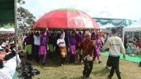 Pesta Adat Bangka Nganggung Dulang Raksasa Peringati Maulid Nabi Muhammad SAW