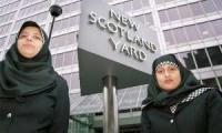 <i>Alhamdulillah</i>, Kepolisian Skotlandia Akan Jadikan Jilbab Seragam Resmi Polwan