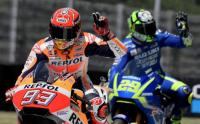 Juarai MotoGP 2017, Iannone: Marquez Pembalap yang Sangat Berbakat