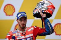 Tampil Positif di MotoGP 2017, Dovizioso Dapat Banyak Dukungan