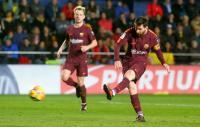 Lionel Messi Samai Catatan Gol Gerd Muller