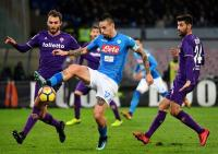Hasil Pertandingan Liga Italia Semalam: Napoli dan Roma Imbang, Milan Menang Tipis atas Bologna