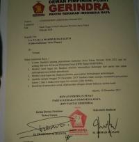 Maju Pilgub Jatim, Gerindra Tugasi La Nyalla Cari Dukungan Partai Lain