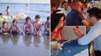 Wanita Ini Dipinang Pria yang Tak Sengaja Masuk di Foto Keluarganya 10 Tahun Lalu