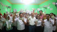 Perindo Surabaya Edukasi Siswa soal Bahaya Narkoba