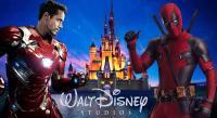 Kocak, Ryan Reynolds Tanggapi Merger Disney & 21st Century Fox dengan Meme