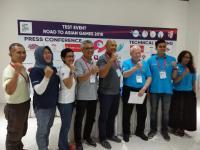 <i>Test Event</i> Selesai, PRSI Siap Sambut Asian Games 2018