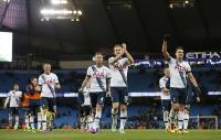 Potensi Catatan Tak Terkalahkan Man City Dihentikan Tottenham Hotspur