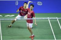 Tumbangkan Wakil Jepang, Marcus/Kevin Melangkah Menuju Partai Final Dubai Superseries Final 2017