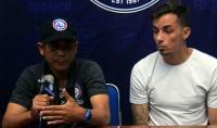 Arema FC Yakini Rodrigo Cepat Beradaptasi dengan Tim