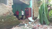 Gempa Tasikmalaya Sebabkan Puluhan Bangunan di Cilacap Roboh