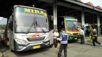 Sidak Terminal, Polisi Amankan Tiga Bus yang Dimodifikasi Jadi Matik