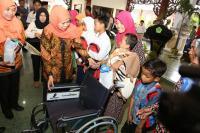 Kemensos Terjunkan 234 Personel Tagana Bantu Korban Gempa Jabar