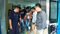 <i>Nyolong</i> Motor, TNI Gadungan Ditembak Polisi