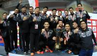 Ini Skuad Indonesia di Kualifikasi Piala Thomas dan Uber 2018 Zona Asia