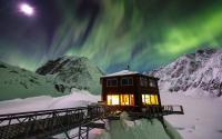 Berpemandangan 'Gunung Salju', Menginap di Taman Nasional Alaska Semalamnya Dibanderol Rp28,7 Juta