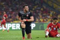 Kelantan FA Kandaskan Perjuangan Persija 1-0 di Stadion Bukit Jalil