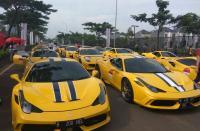 Komunitas Ferrari Angkat Bicara Soal Tunggakan Pajak 1.293 Mobil Mewah