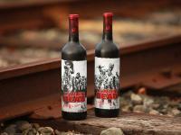 "Minum Wine Serasa bak Diteror Zombie ""The Walking Dead"""