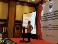 Gelar Rakordal, BNPP Paparkan Keberhasilan Pembangunan Wilayah Perbatasan