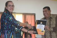 KPU Nyatakan Empat Pasangan Calon Gubernur NTT Sehat dan Bebas Narkoba
