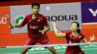 Ricky Debby Gagal Buat Debut Manis di Malaysia Masters 2018