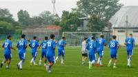 Mario Gomez Tutup Rapat Strategi saat Persib Hadapi PSMS