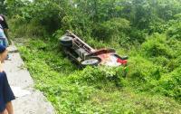 Kejar-kejaran dengan Polisi di Tol Cipali, Pencuri Truk <i>Nyungsep</i> di Hutan